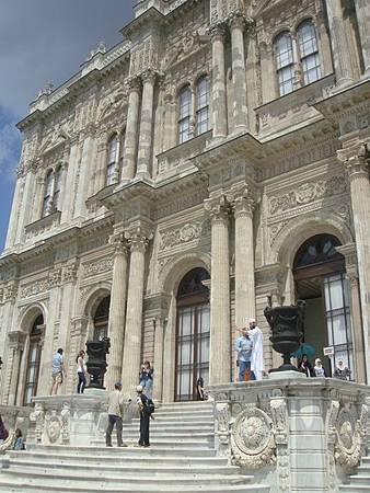 0714067-Dolmabahçe Sarayi多瑪巴切皇宮.JPG