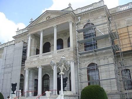 0714103-Dolmabahçe Sarayi多瑪巴切皇宮.JPG