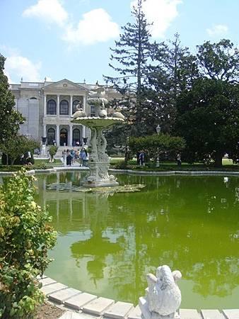 0714117-Dolmabahçe Sarayi多瑪巴切皇宮.JPG