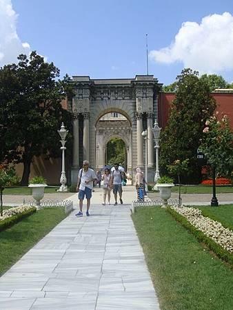 0714118-Dolmabahçe Sarayi多瑪巴切皇宮.JPG