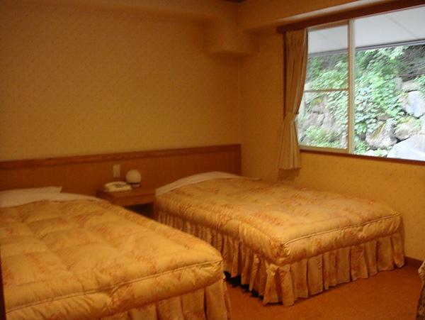 0808212-橫谷溫泉旅館的房間.JPG