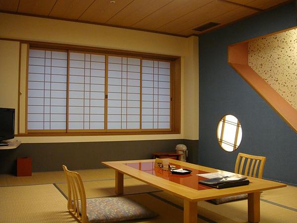 0806113-高山PLAZA飯店的房間.JPG