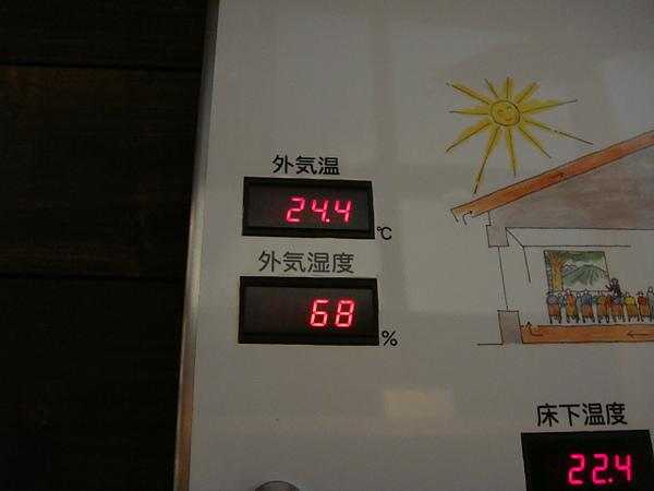 0807071-自然教育館內的溫度說明.JPG