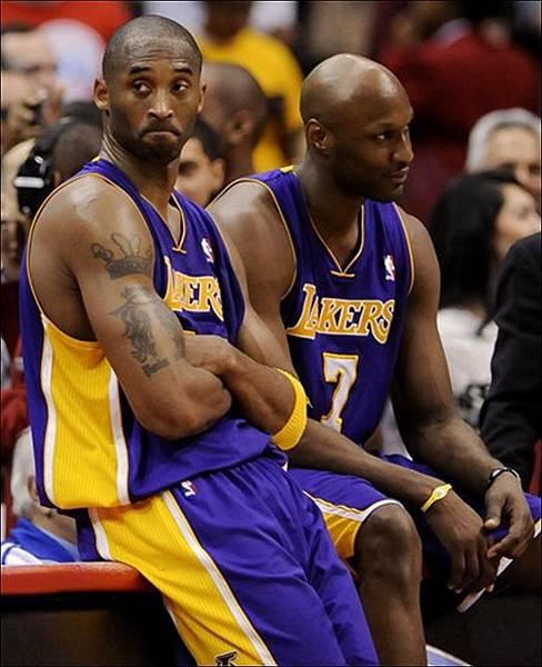 Lakers-Odom-trade-Basketball-Kobe-Bryant