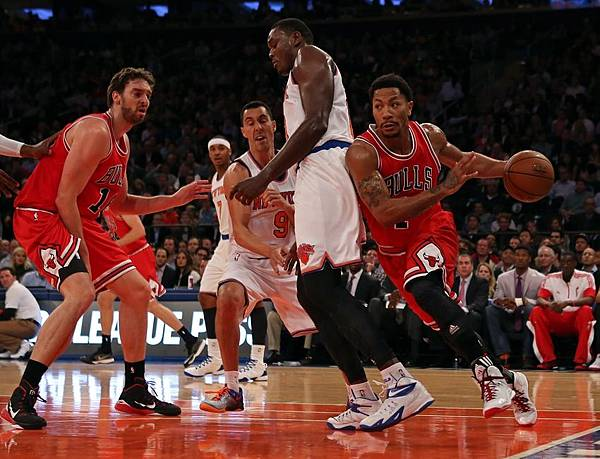 derrick-rose-nba-chicago-bulls-new-york-knicks