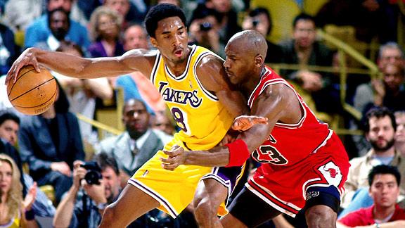 Kobe-Takes-on-Jordan