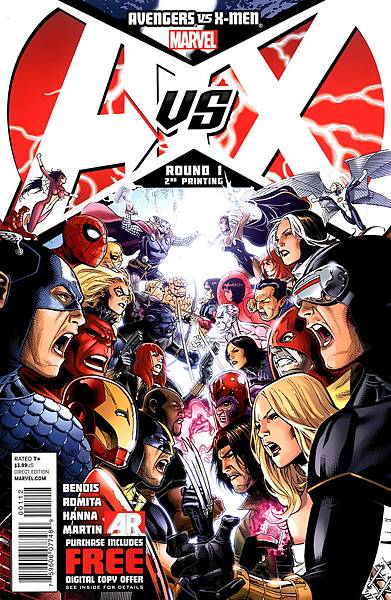 Avengers_vs__X-Men_Vol_1_1_(2nd_Printing_Variant)