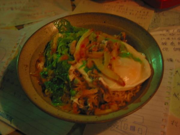 炒泡麵(小)-台南