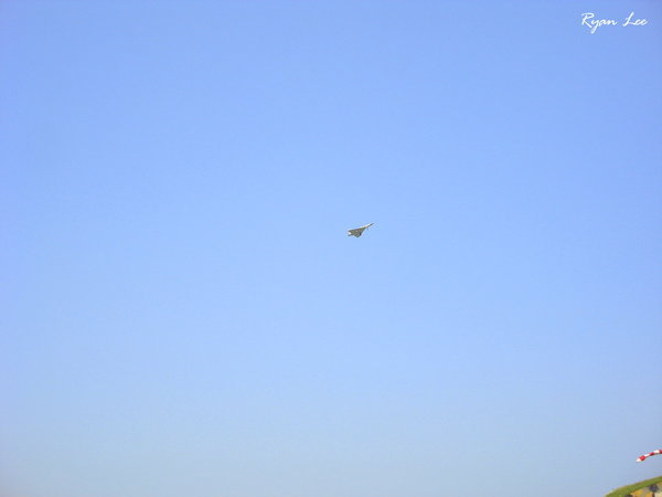 M-2000飛行表演