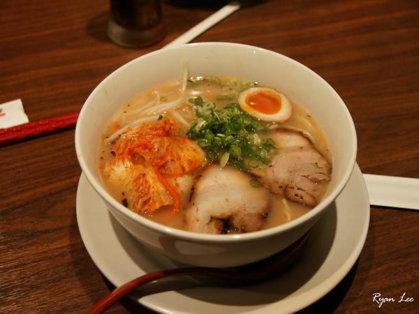 誠屋-泡菜叉燒拉麵