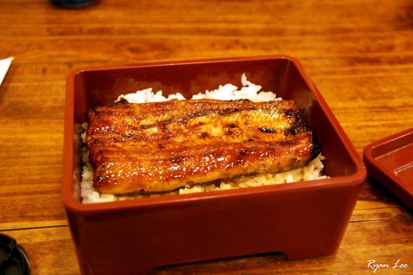 肥前屋-鰻魚飯