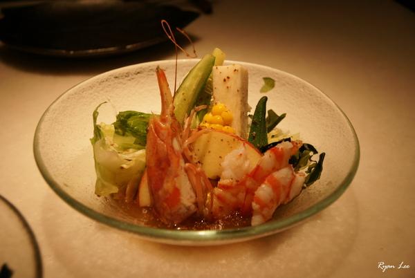 明水三井-開胃菜