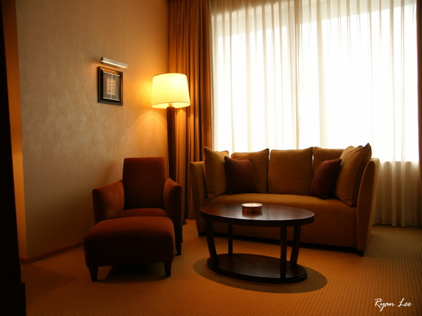 臥室的沙發