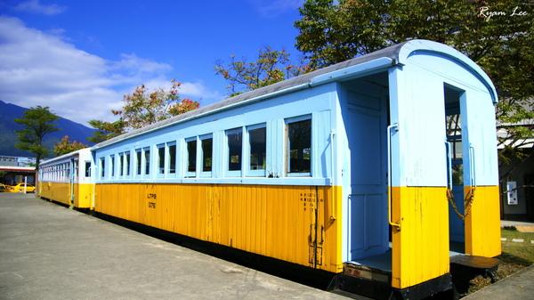 舊花東線火車