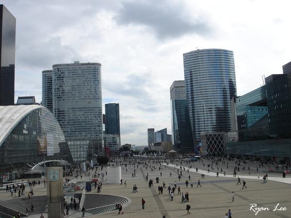 巴黎的現代建築