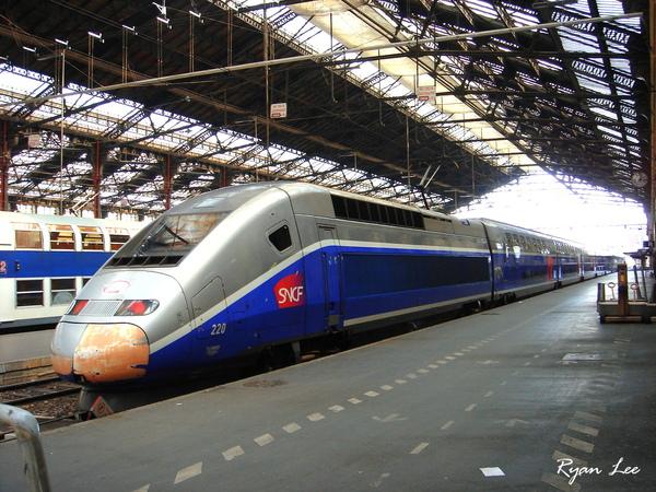 法國的高鐵TGV