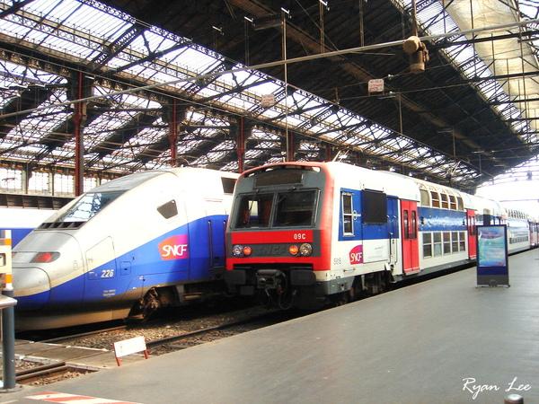 法國的高鐵及捷運
