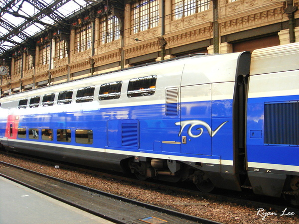 有臥舖的TGV