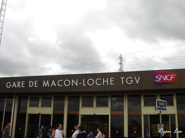 馬貢.羅榭車站