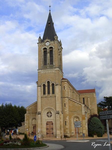 馬貢.羅榭的教堂
