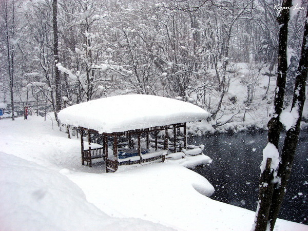 京極湧水公園