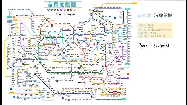 地鐵京春線  沿線景點.png