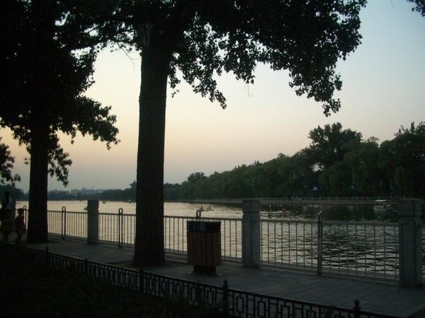 北京的后海