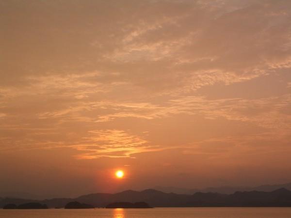 夕陽無限美好