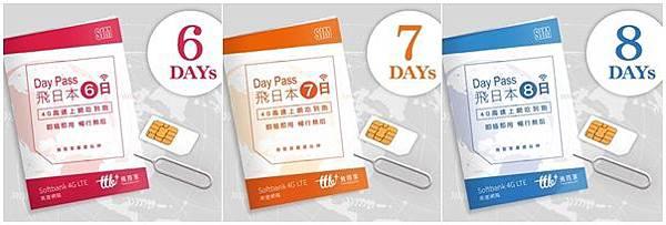 飛買家日本無限上網SIM卡