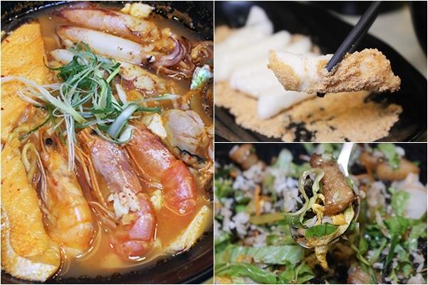 MACISO馬大叔韓式豆腐海鮮拉麵