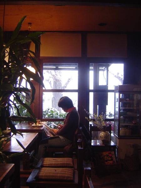 溫馨咖啡小店