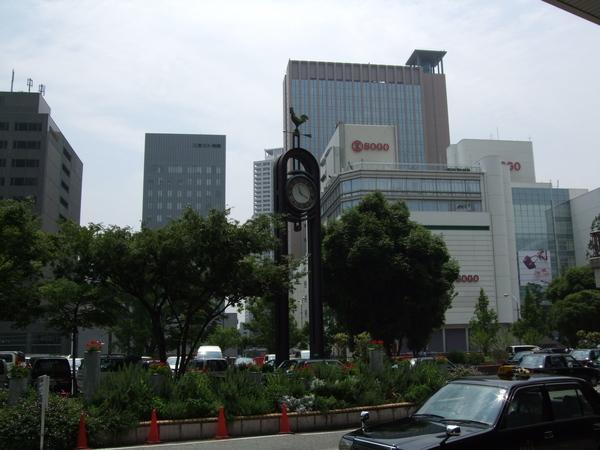 三宮駅前鐘