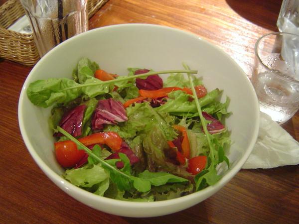 沙拉只淋上橄欖油真的很難下嚥!