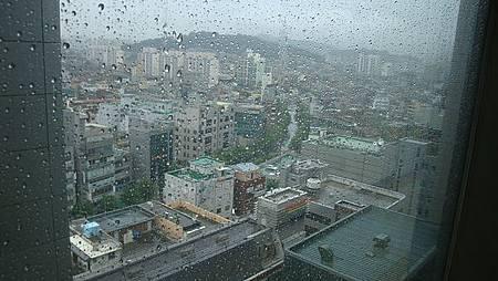 又下雨...雨不停