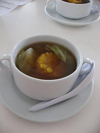 酸甜湯....喝不慣
