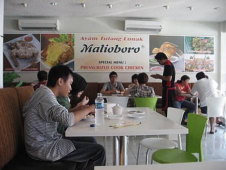 食尚玩家介紹過的malioboro餐廳