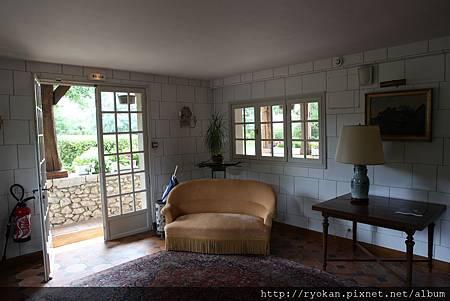 小木屋一樓客廳