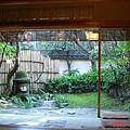 房內-日式庭園