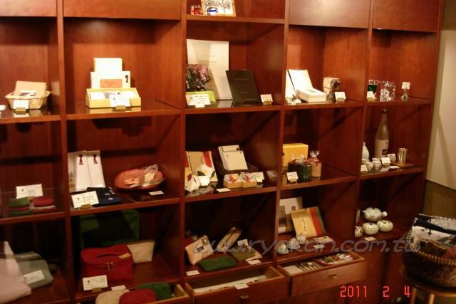 紀念品販賣處