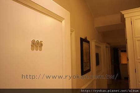 Deluxe room 305房