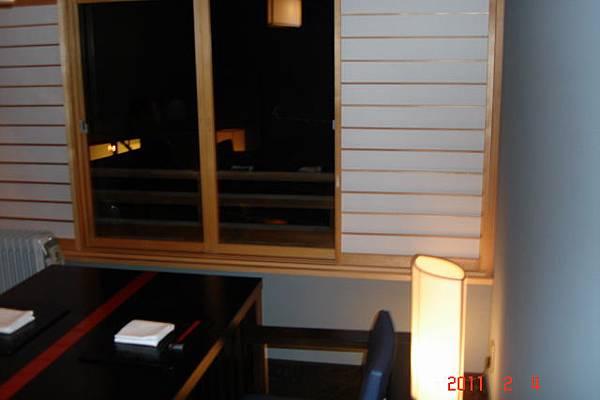 餐廳二人一室