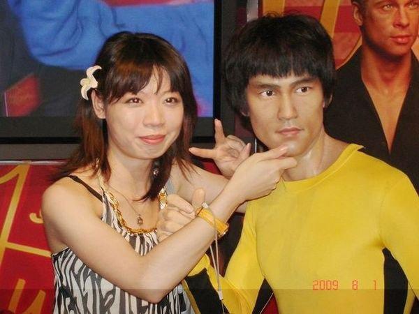 噹噹媽和李小龍