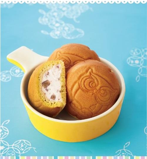 元祖雪餅2012中秋禮盒5