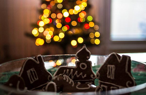 聖誕甜點DIY