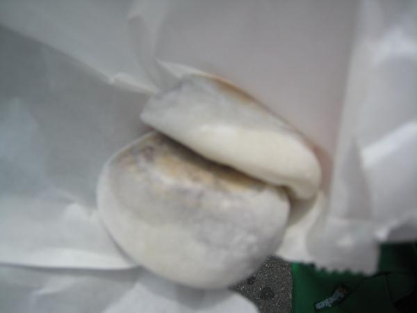 上賀茂神社旁的紅豆麻薯
