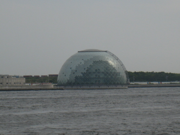 宇宙廣場的海上時空館