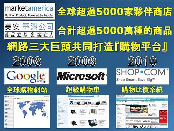 全球超過5000家的廠商與美安有合作關係