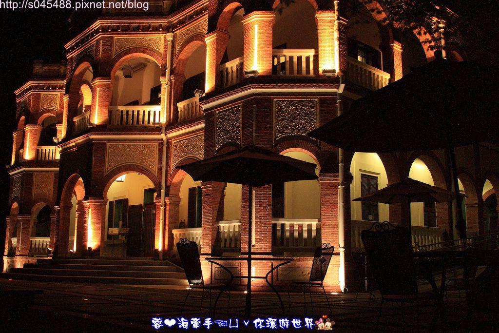 台南景點-台南知事官邸