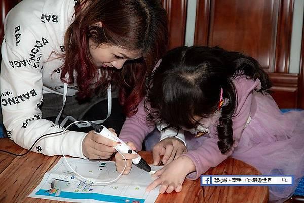 3D Pen Cool-兒童-親子-3D筆機發孩子想像力並能促進親子關係