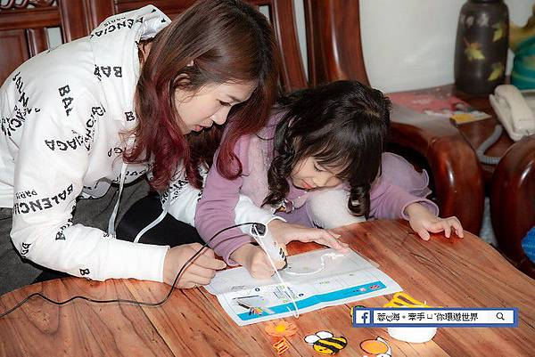 3D Pen Cool-兒童-親子-3D筆機發孩子創造力同時也增進親子關係